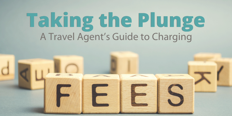 Travel Agent Charging Fess