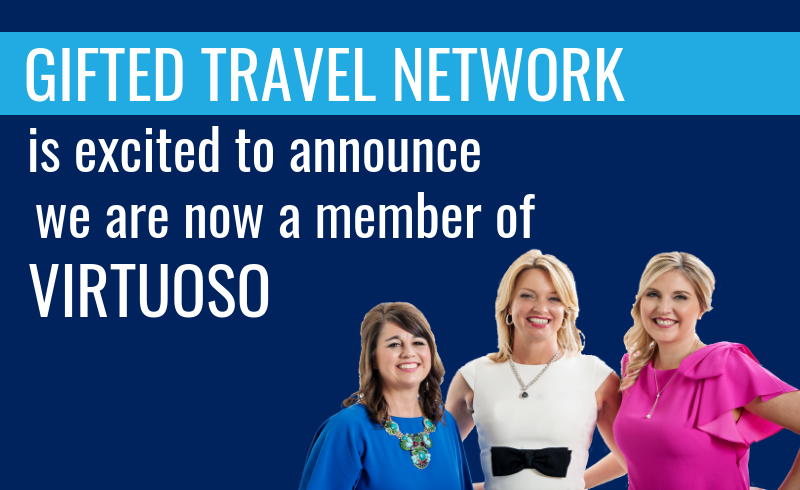 Gifted Travel Network Virtuoso Announcement, Q1 Sponsored Story