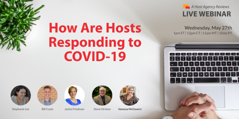 How Are Hosts Responding to COVID?