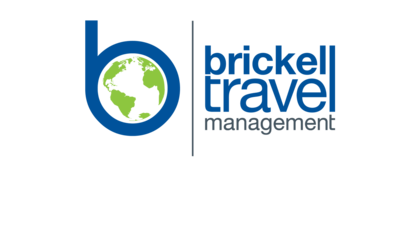 Brickell Travel Management logo