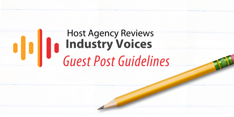 Industry Voices by Host Agency Reviews