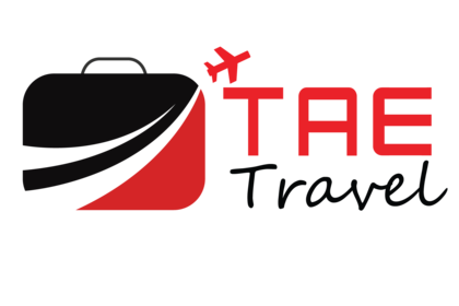 T A E Travel logo