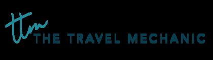 The Travel Mechanic logo
