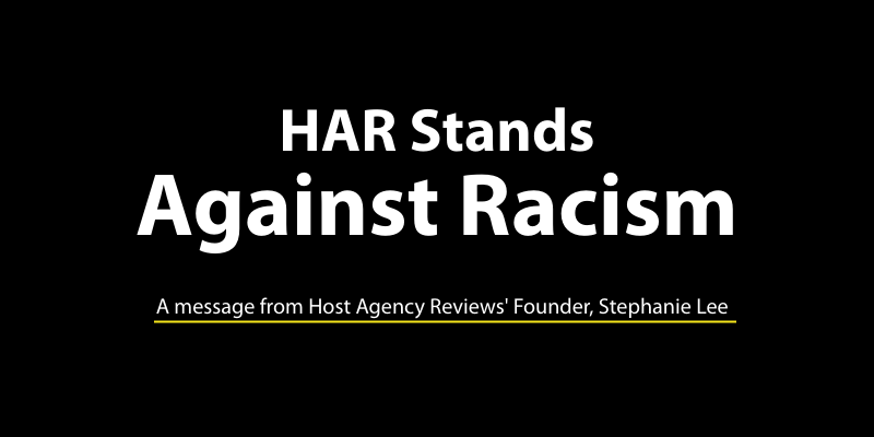 HAR Stands Against Racism