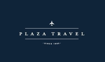 Plaza Travel logo