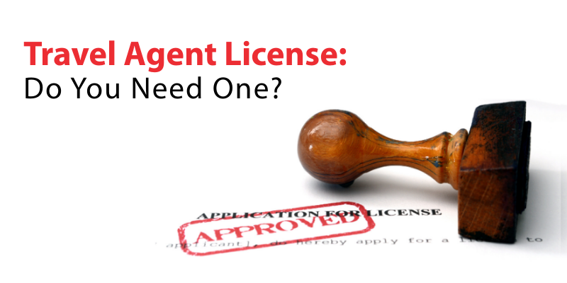 Travel Agent License