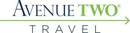 Avenue Two Travel logo