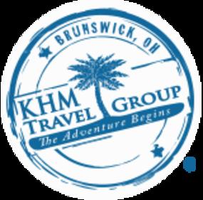 KHM Travel Group logo