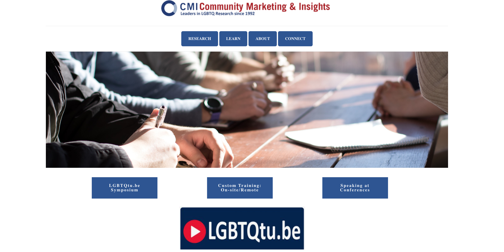 CMI's LGBTQ Marketing & Advertising Symposium