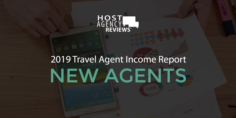 2019 New Travel Agent Income Report