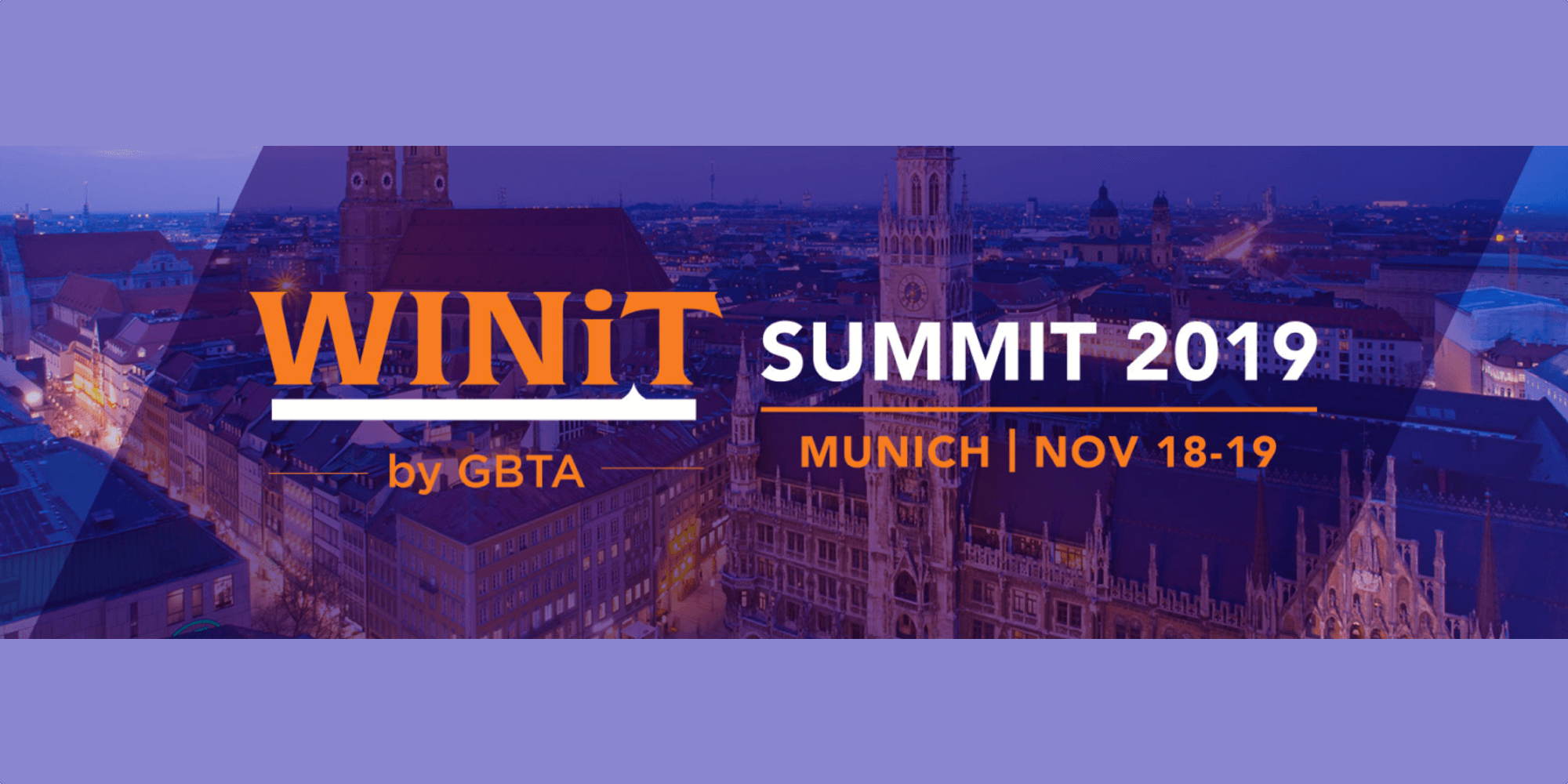 WINiT Summit 2019 - Munich
