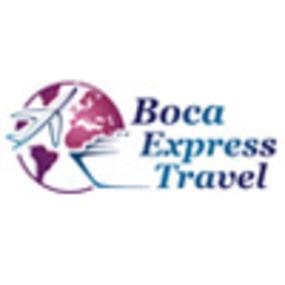 Boca Express Travel logo