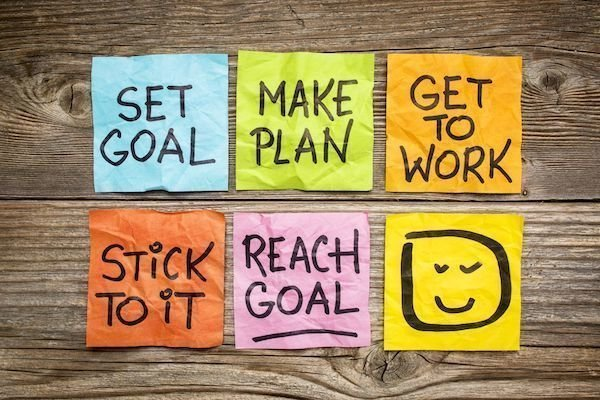 KHM – Setting Goals Notes