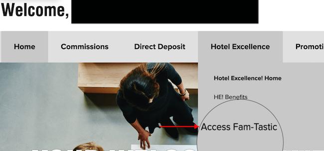 Marriott FAM-tastic Travel Agent Rates