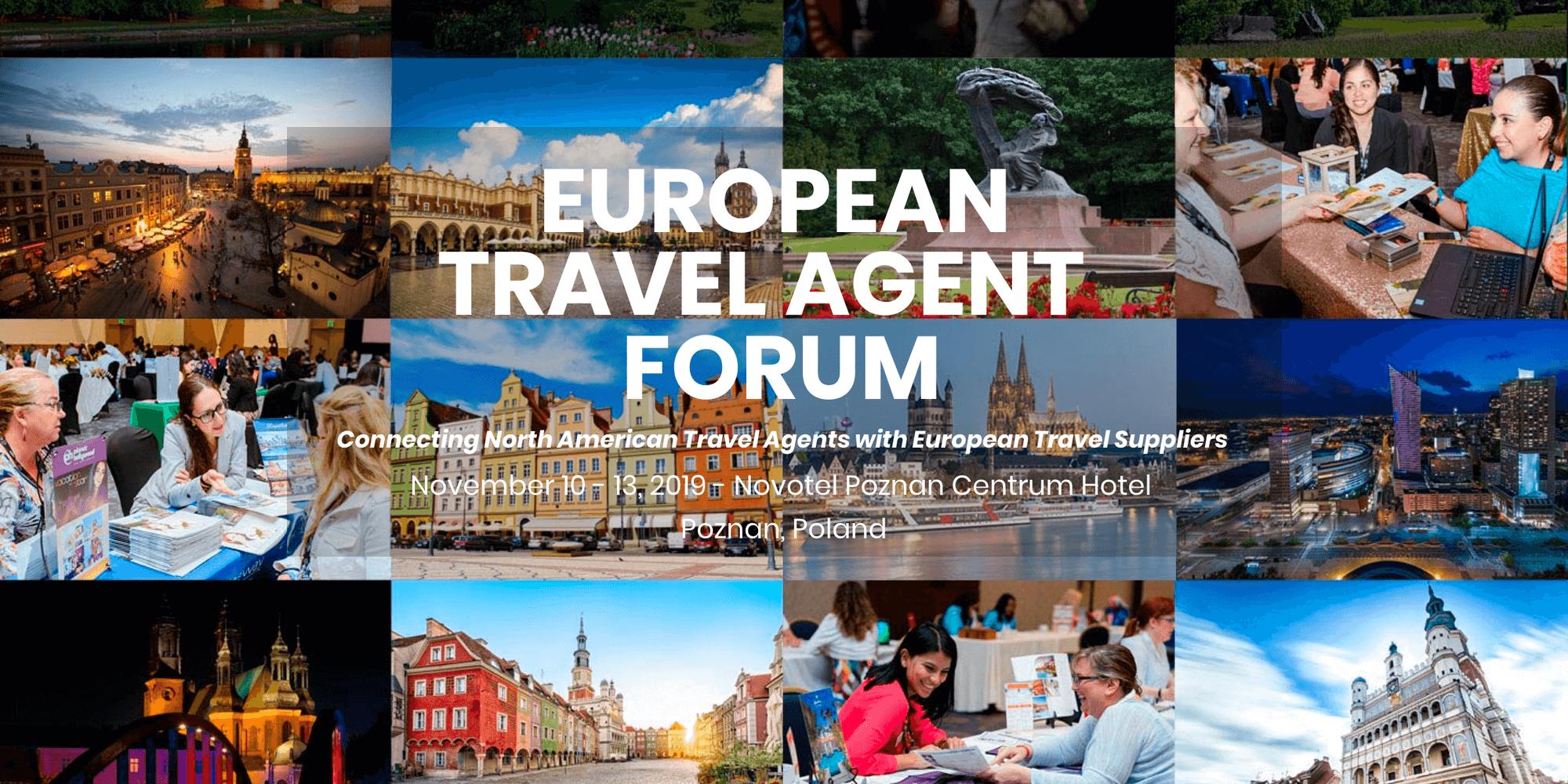European Travel Agent Forum