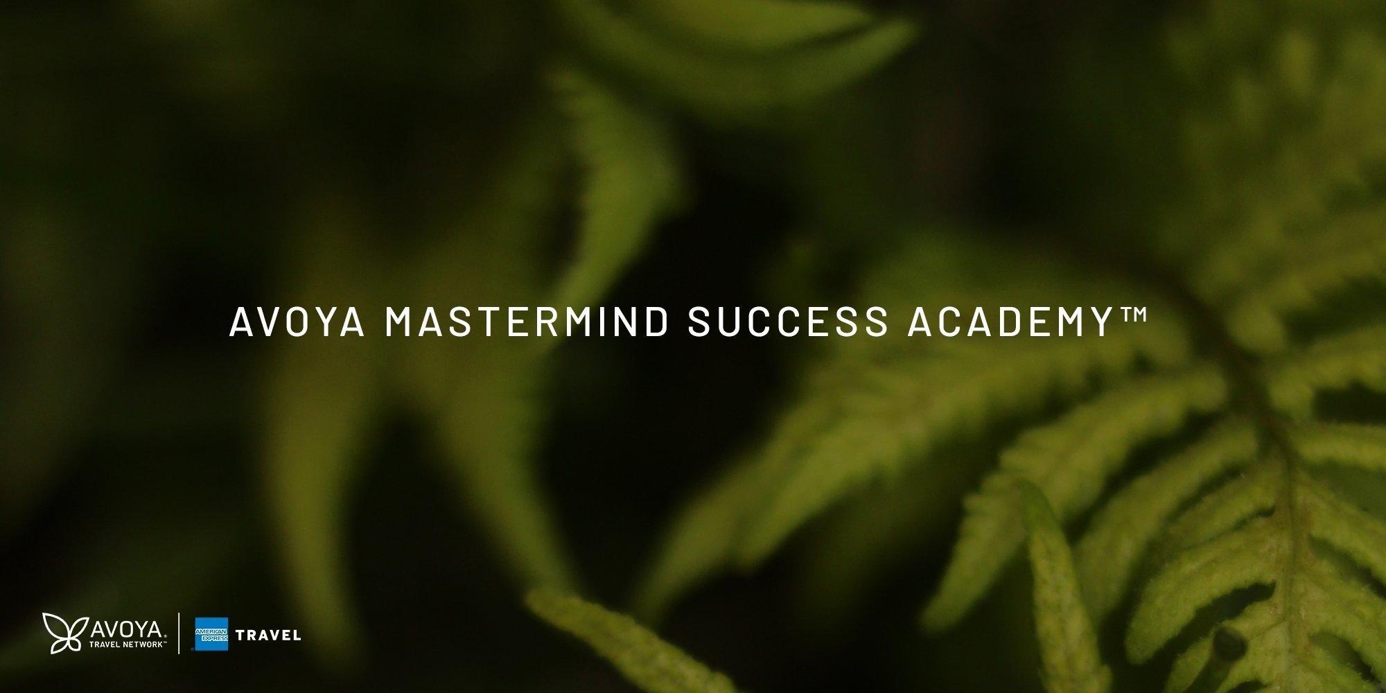 Quebec City, Canada: Avoya Mastermind Success Academy™