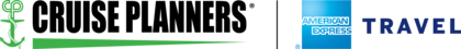 Cruise Planners, an American Express Travel Representative logo
