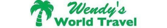 Wendy's World Travel logo