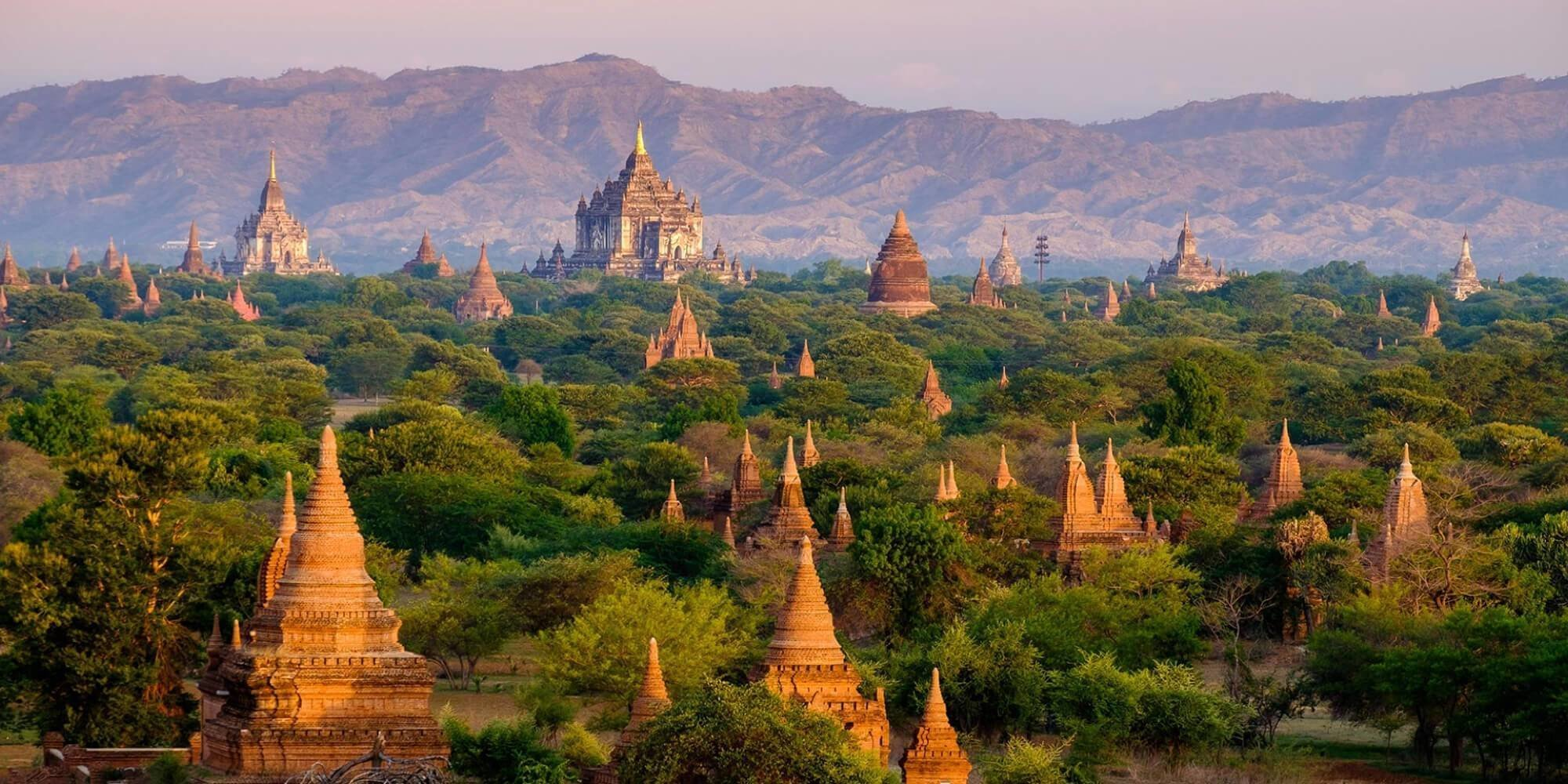FAM Trip to Myanmar
