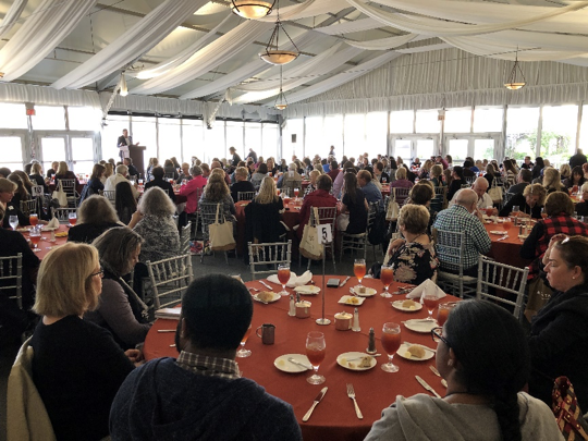 Oasis Travel Network Tenth Annual Conference Luncheon