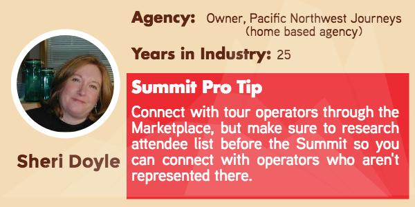 Adventure Travel World Summit Agent Tips from Sheri Doyle