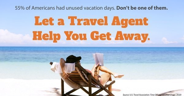 Let a Travel Agent Help You Getaway