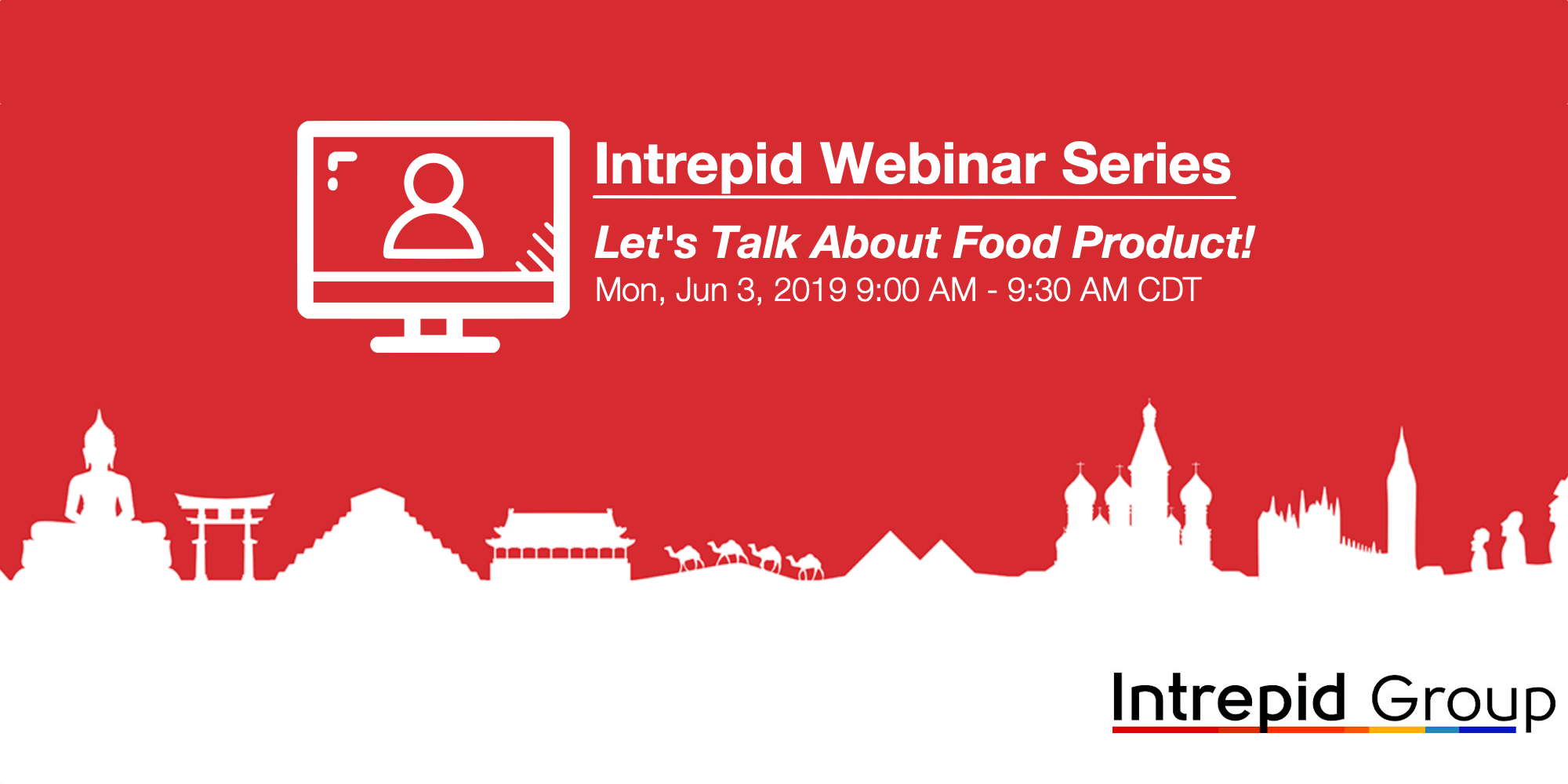 Let's Talk About Food Product!