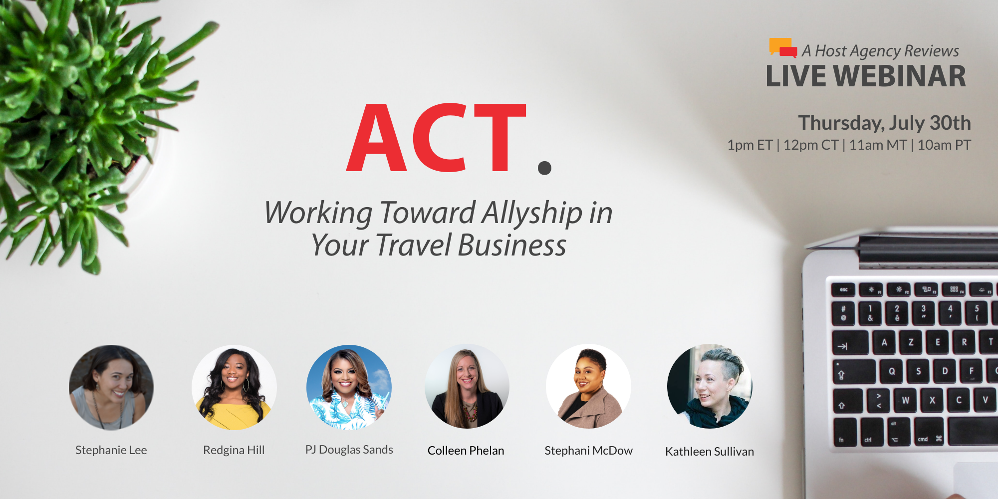 Act. Working Toward Allyship in Your Travel Business