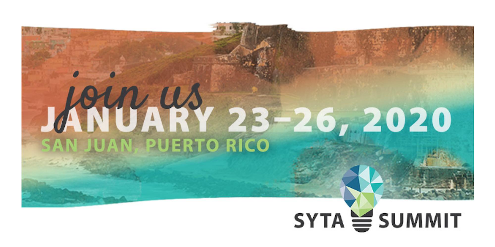 Student Youth Travel Association Summit