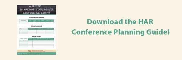 Download the HAR conference planning guide