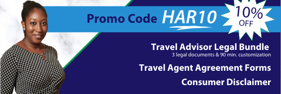 Travel Agent Legal Templates Discount