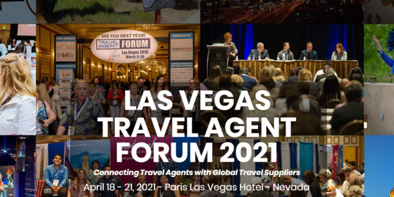Las Vegas Travel Agent Forum 2021