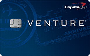 Best Personal Credit Card: Capital One Venture
