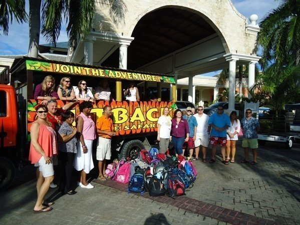 Giving Back During Punta Cana FAM