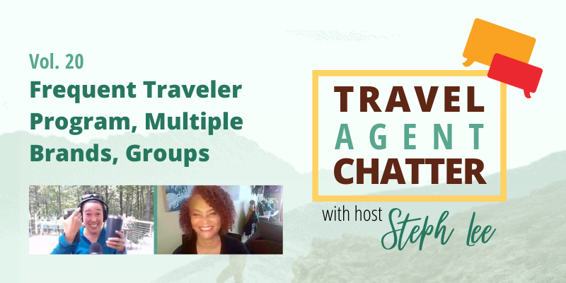 Travel Agent Chatter, Vol 20 Ja'Vonne Harley, Advantage International
