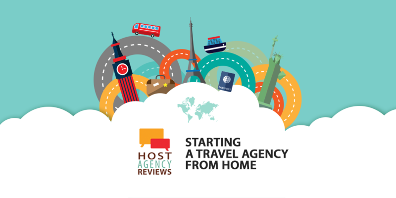 starting travel agency from home