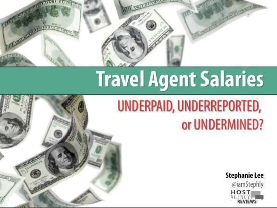 travel agent salary slideshow