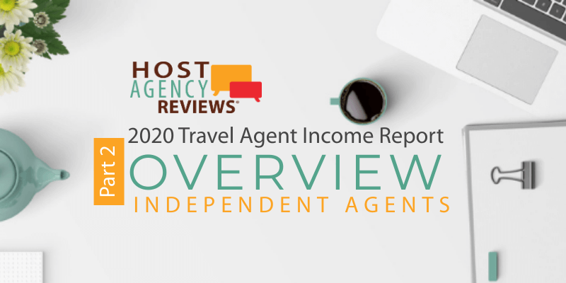 The Independent Travel Agent Income Report, 2020