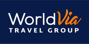 WorldVia Travel Group logo