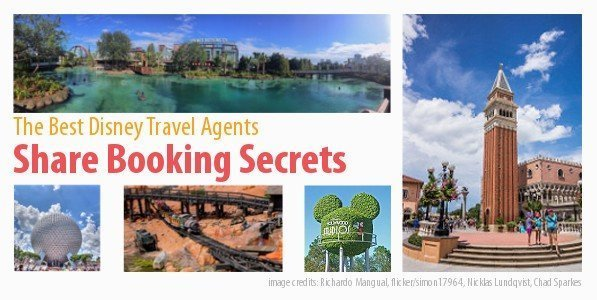 The Best Disney Travel Agents Share Their Booking Secrets!