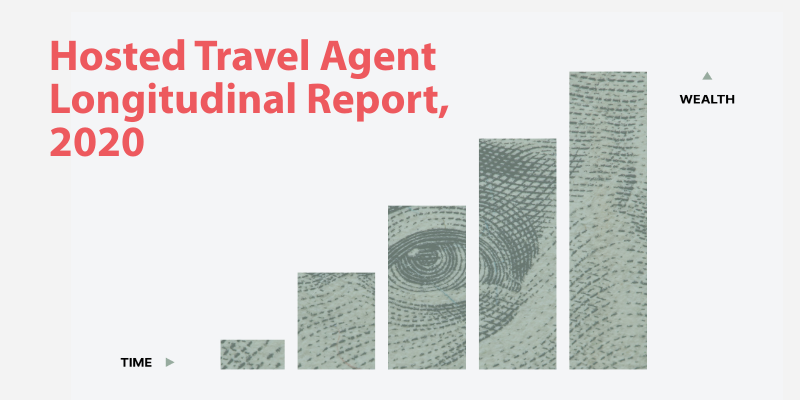 Year over Year Travel Agent Report