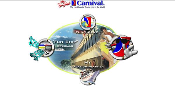 Carnival Site 2000
