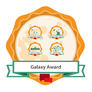 The Best Host Agency: 2021 Galaxy Award