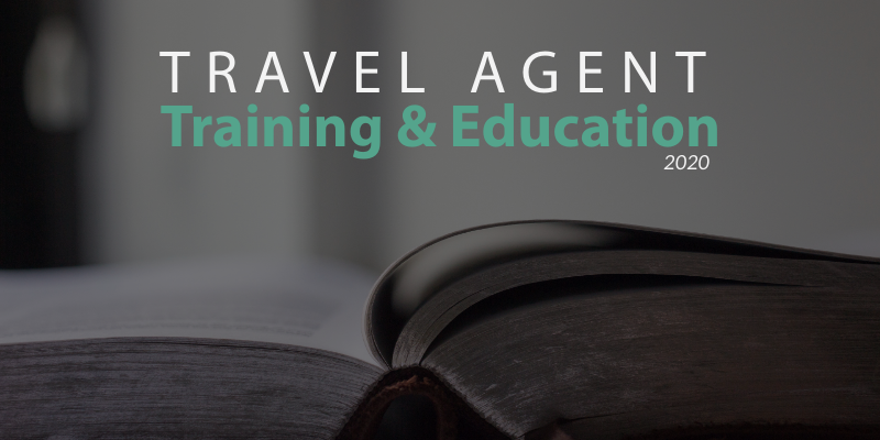 Travel Agent Training and Education Programs