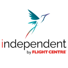 Independent by Flight Centre logo